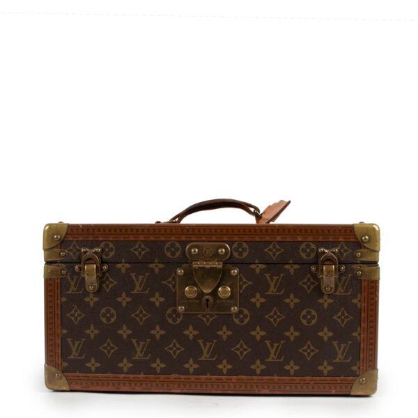 Louis Vuitton Boite à Bouteille Monogram