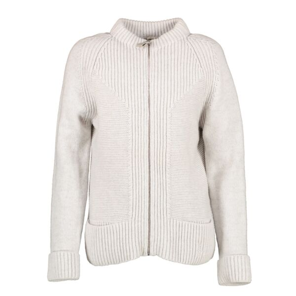 Shop safe online at Labellov in Antwerp this 100% authentic second hand Hermès Grey Virgin Wool Sweater - Size 36