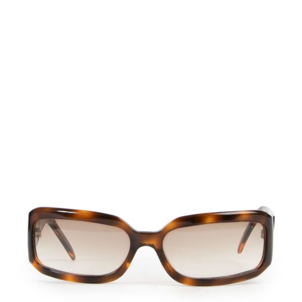 Chanel Brown Glasses