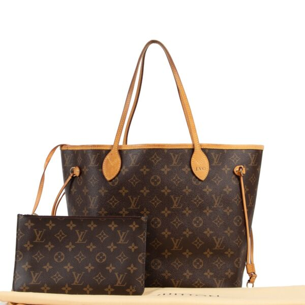 Louis Vuitton Monogram Neverfull MM Shoulder bag
