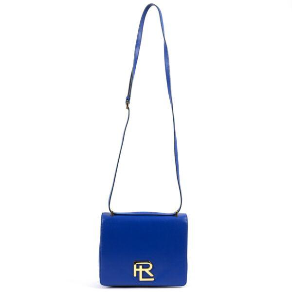 Ralph Lauren Blue Crossbody