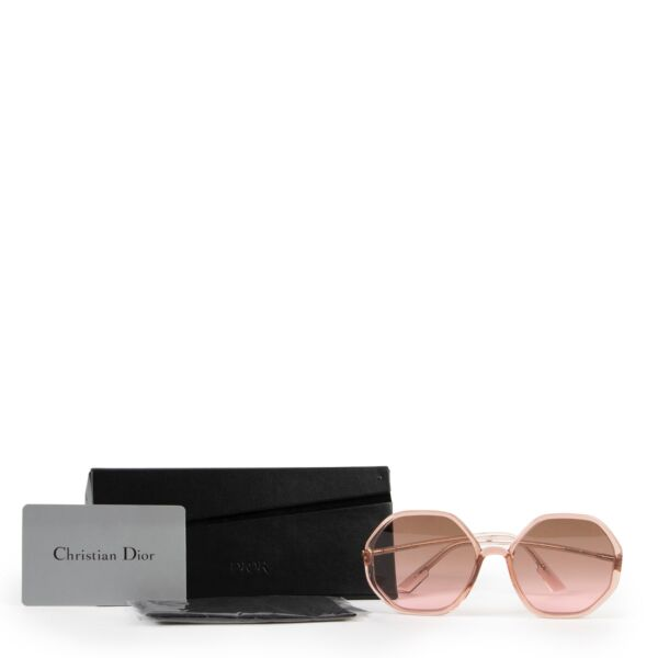 Christian Dior Pink So Stellaire 05 Sunglasses