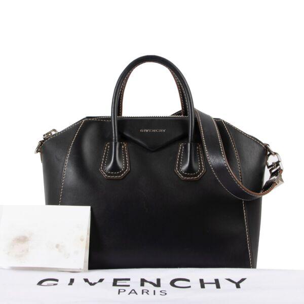 Givenchy Antigona Black Handbag