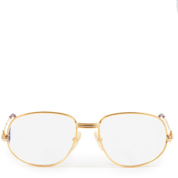 Cartier Gold Glasses Gorgeous and 100% authentic