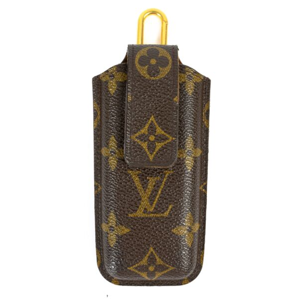 Louis Vuitton Monogram Phone Pouch