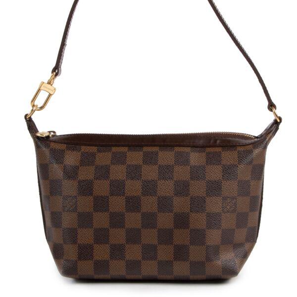 Koop veilig online op labellov.com Louis Vuitton Damier shoulder bag.