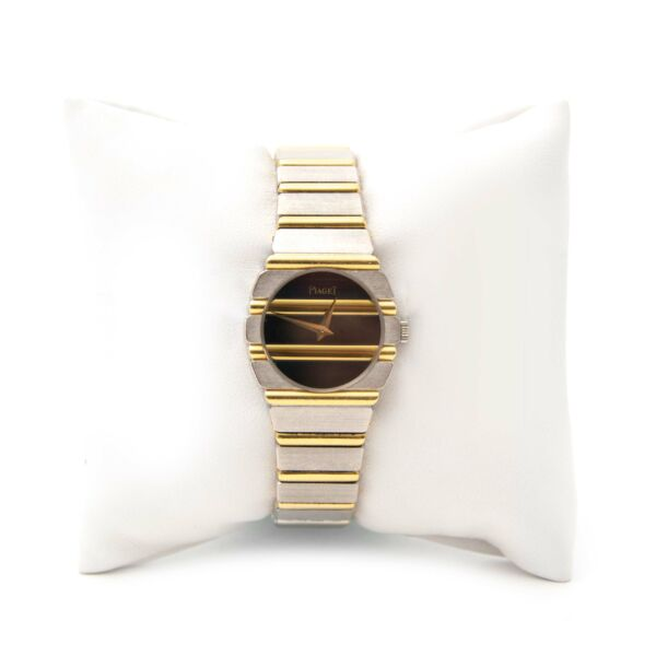 Piaget Watch 18 K white yellow gold now online at labellov.com for the best price