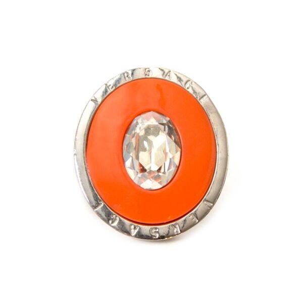 koop authentieke versace ring bij labellov vintage mode webshop belgië