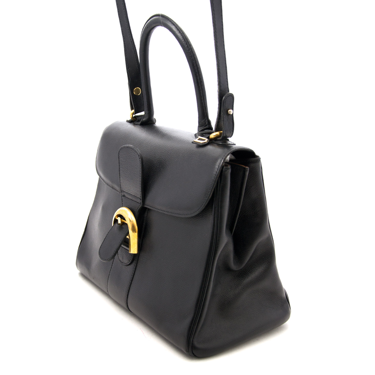 Buy safe and secure online at labellov.com for the best price delvaux black brillant