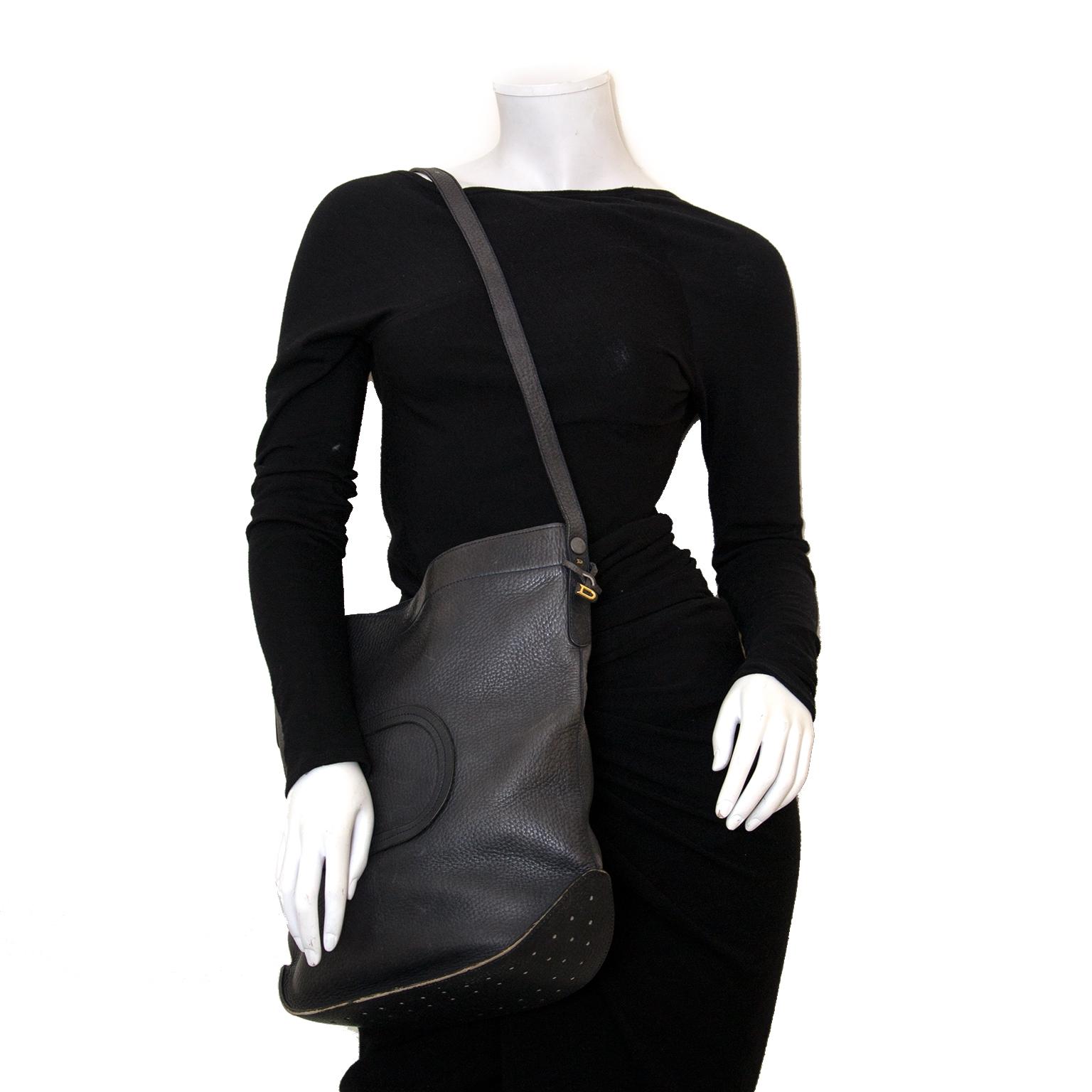 Delvaux Le Pin Bag now online at vintage fashion webshop Labellov