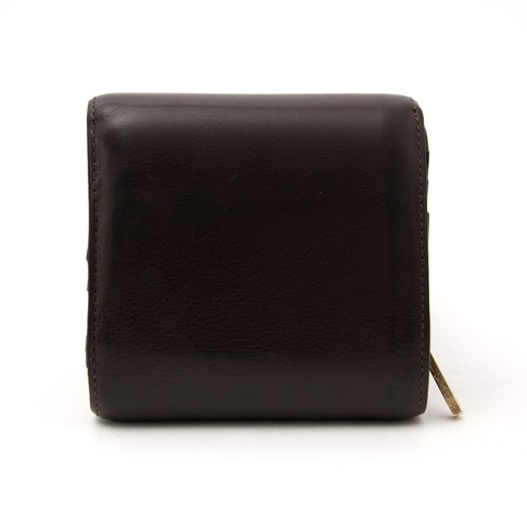 Shop Delvaux leather wallet online on www.labellov.com safe and secure.