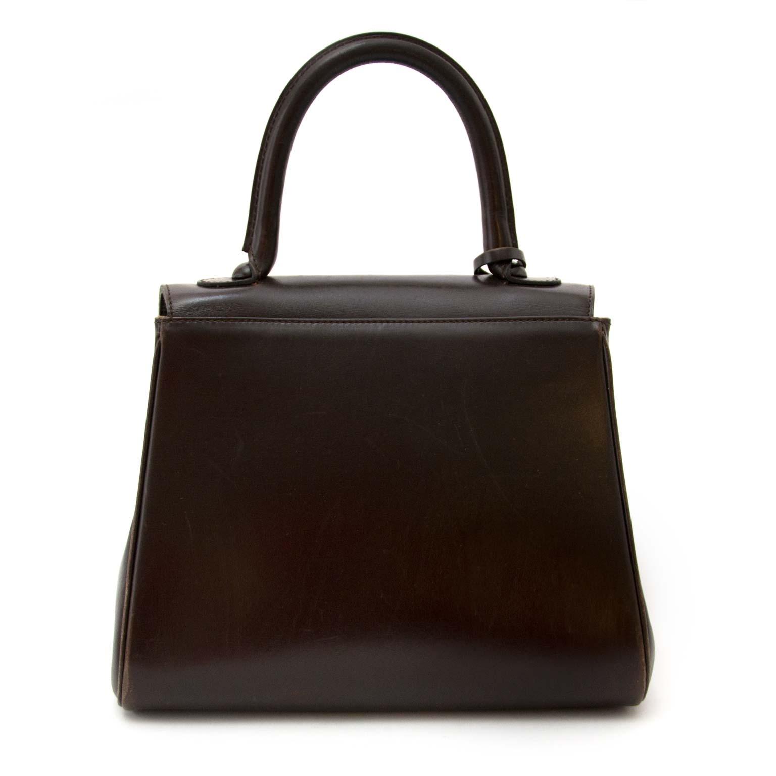 Tweedehands Delvaux Brillant PM aan de beste prijs bij Labellov vintage luxe webshop.