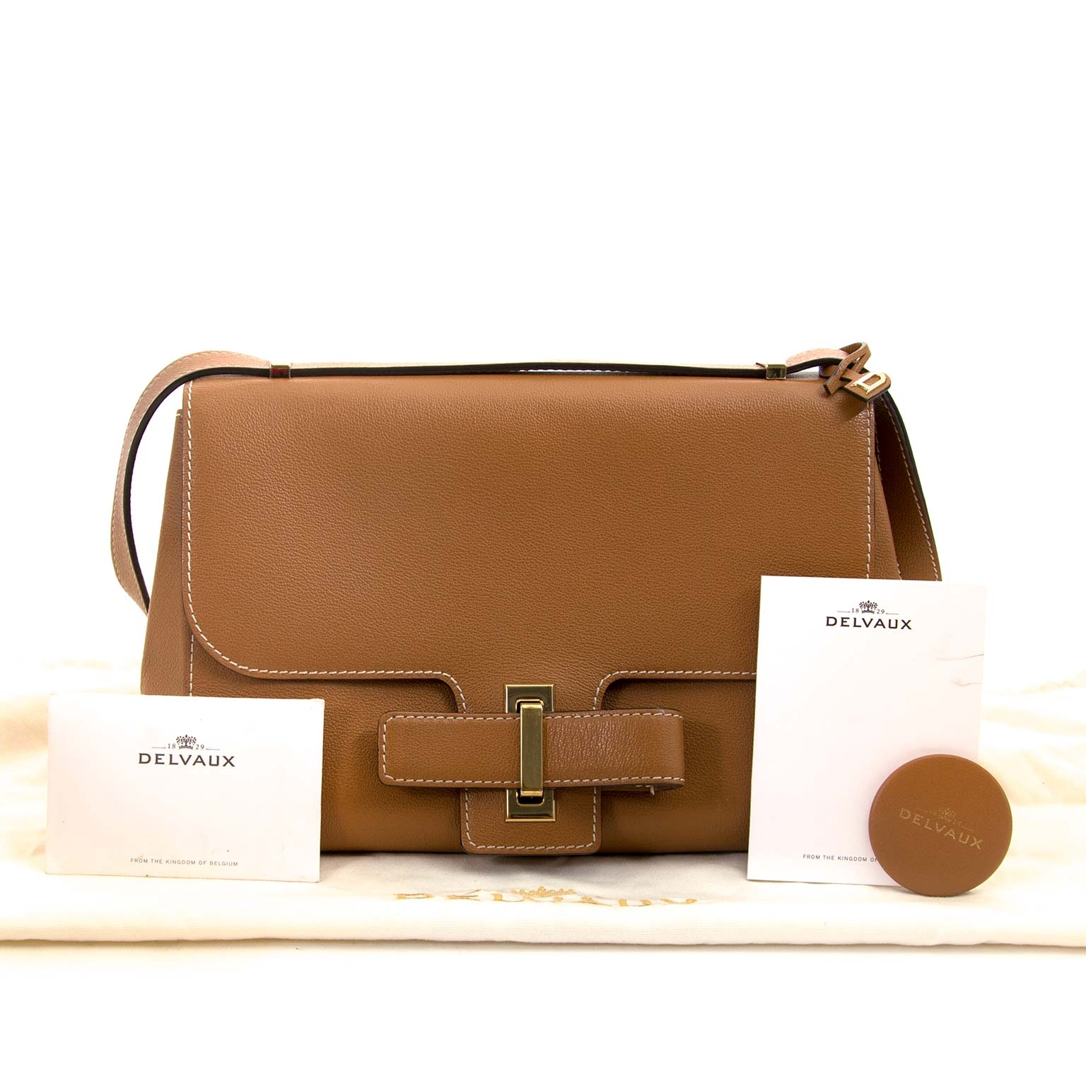 Delvaux Simplissime City Rodeo Surpique te koop