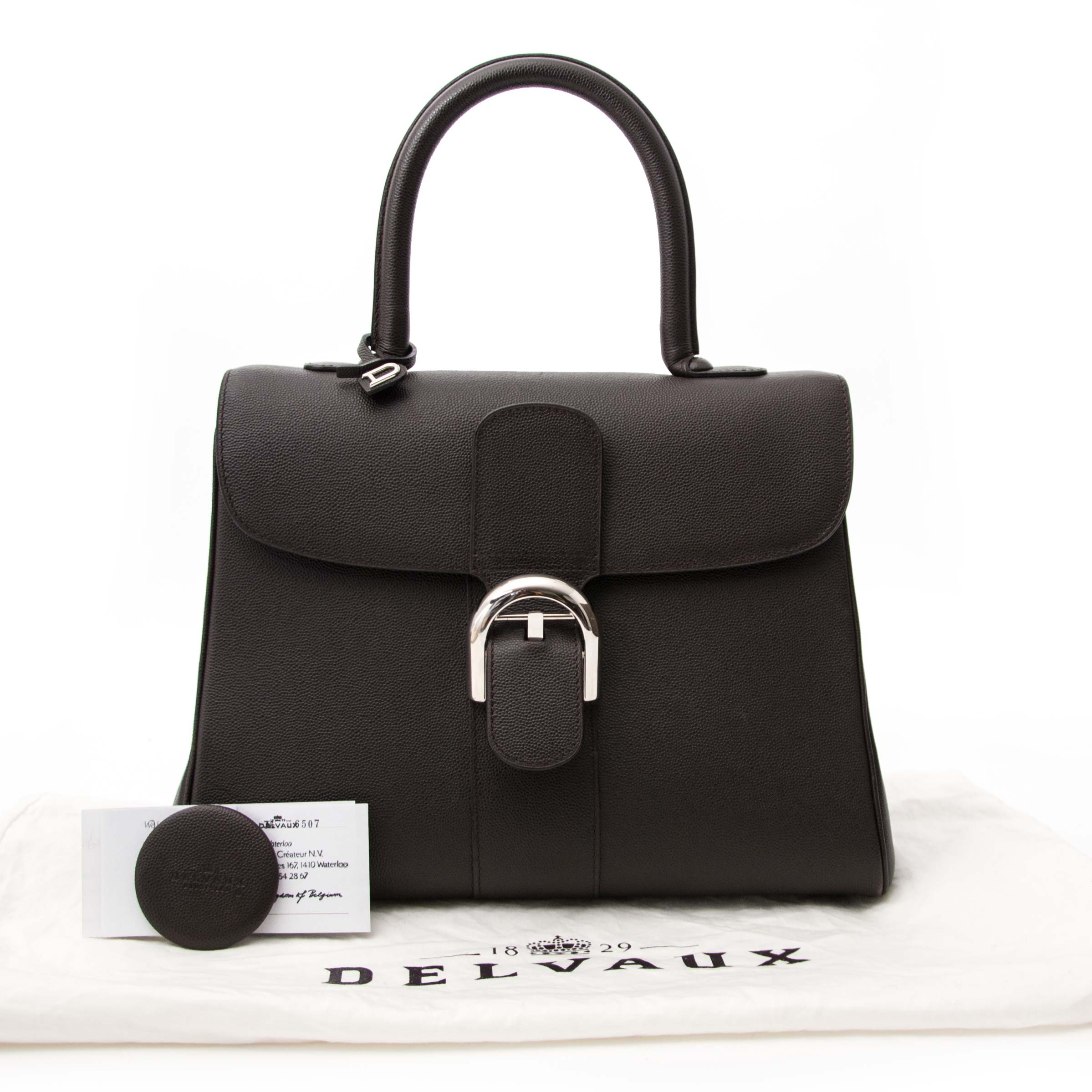 looking for a secondhand Delvaux Cafe Veau Diamond Brillant