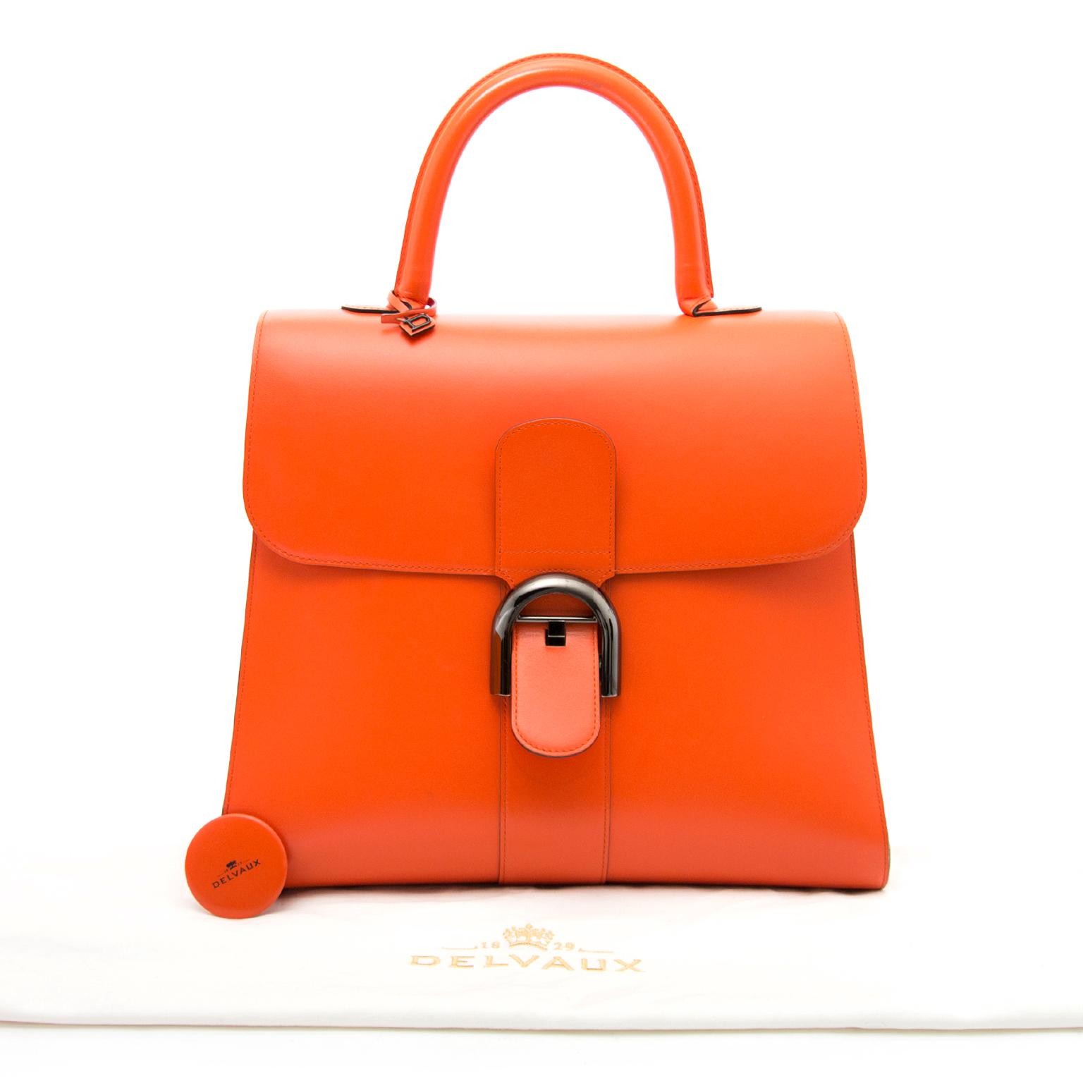 delvaux brillant black edition mandarine nu online bij labellov.com tegen de beste prijs shop veilig online