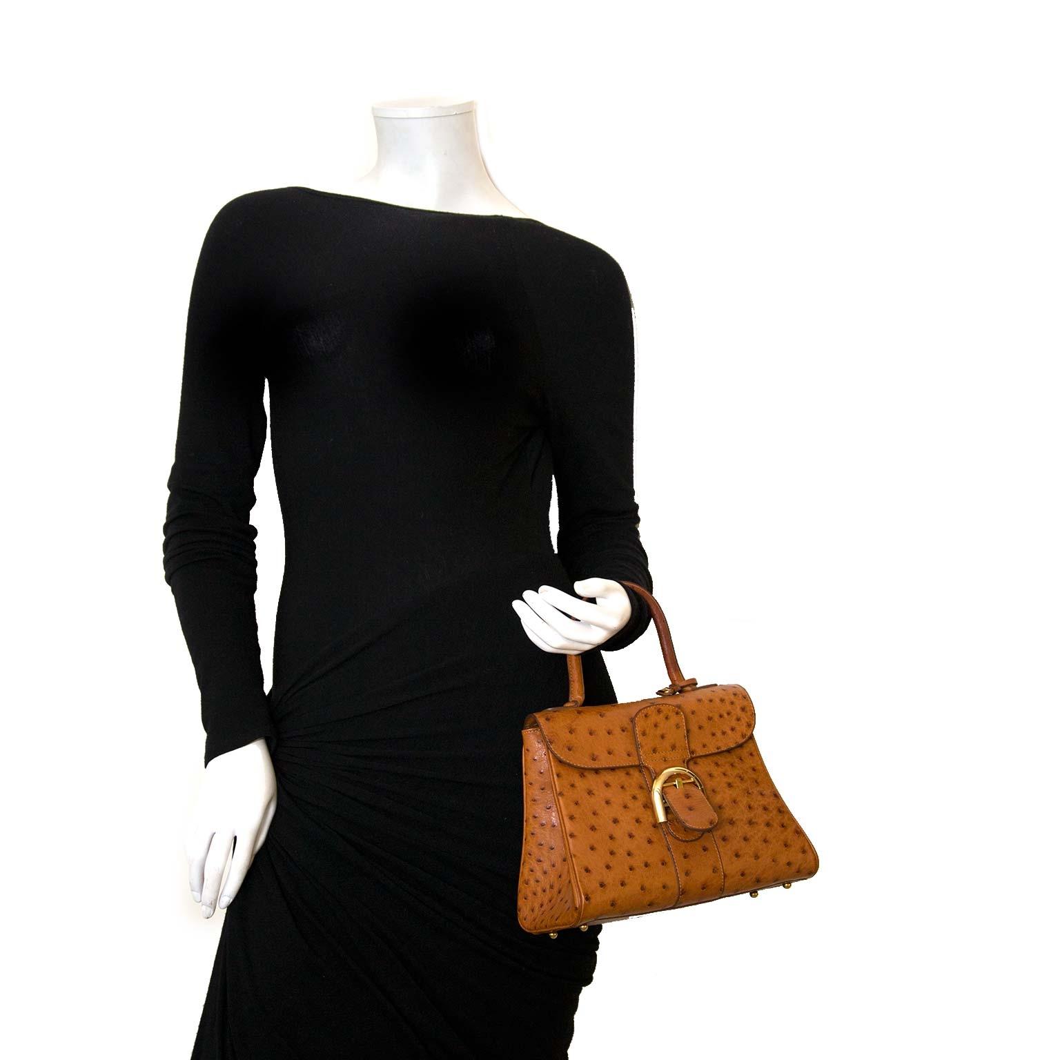 Koop authentieke Delvaux brillant tassen nu online bij Labellov vintage webshop