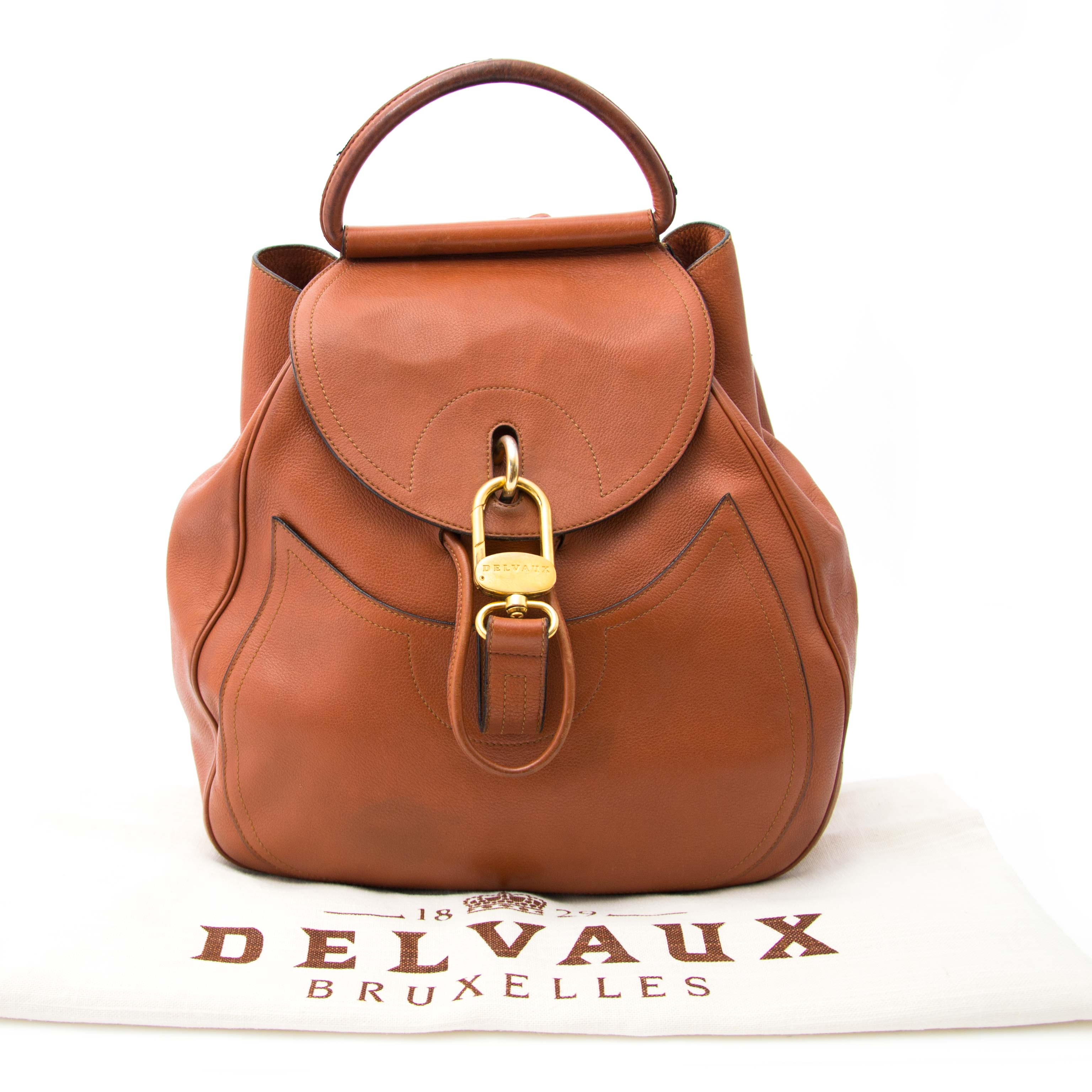 tweedehands Delvaux Cerceau online te koop bij Labellov.