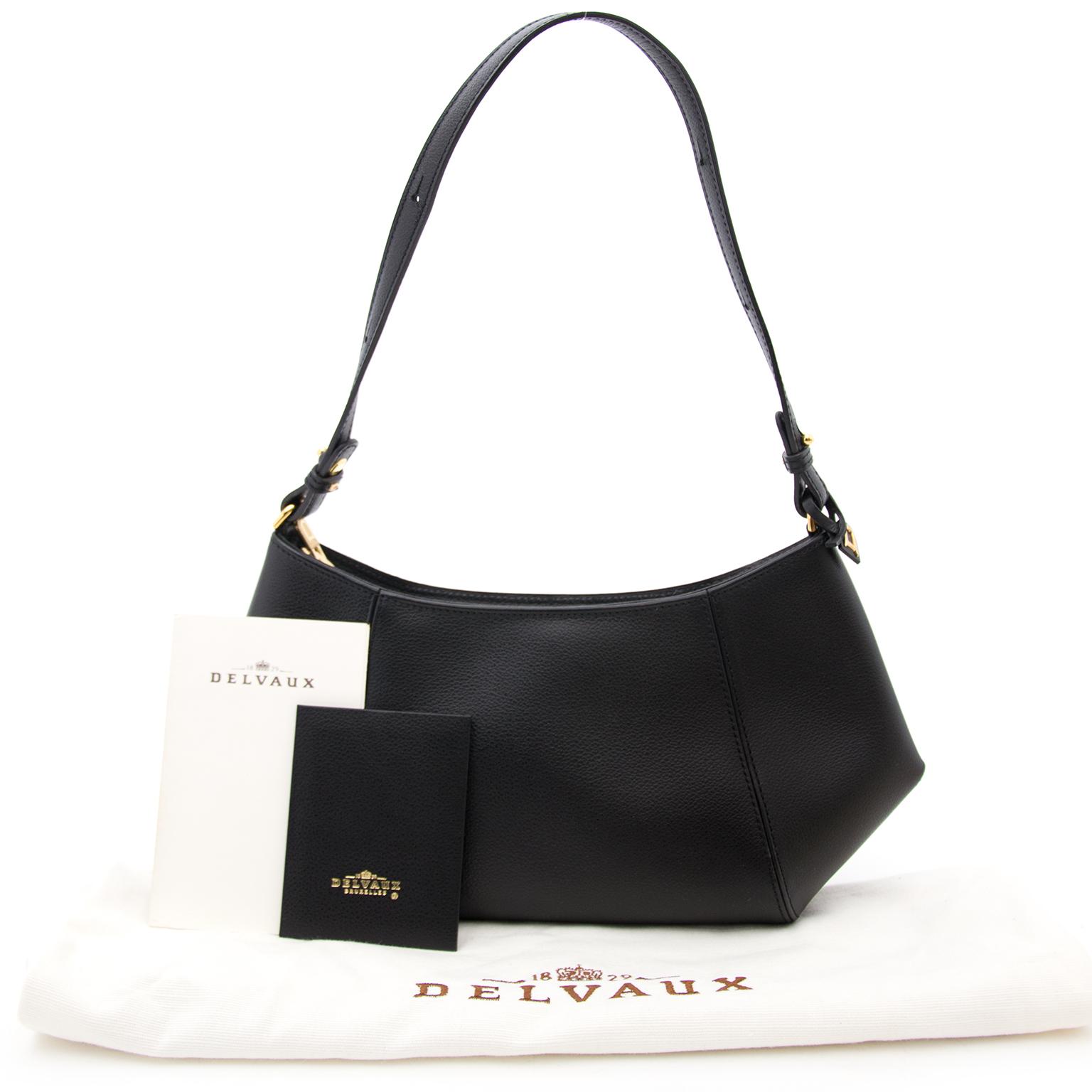 Buy authentic Delvaux bag at Labellov.com