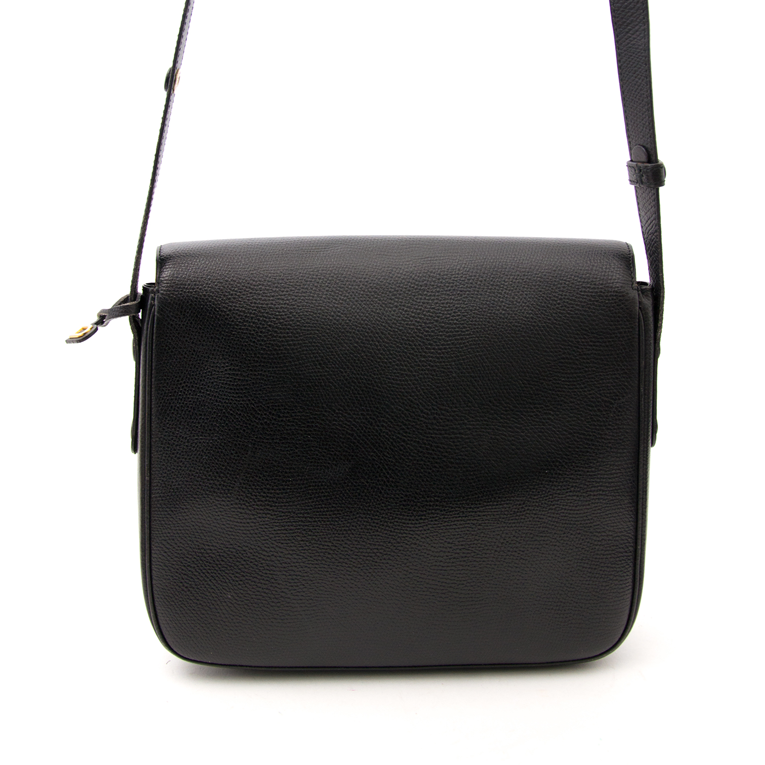 Authentic Delvaux Black Crossbody Bag at Labellov.com
