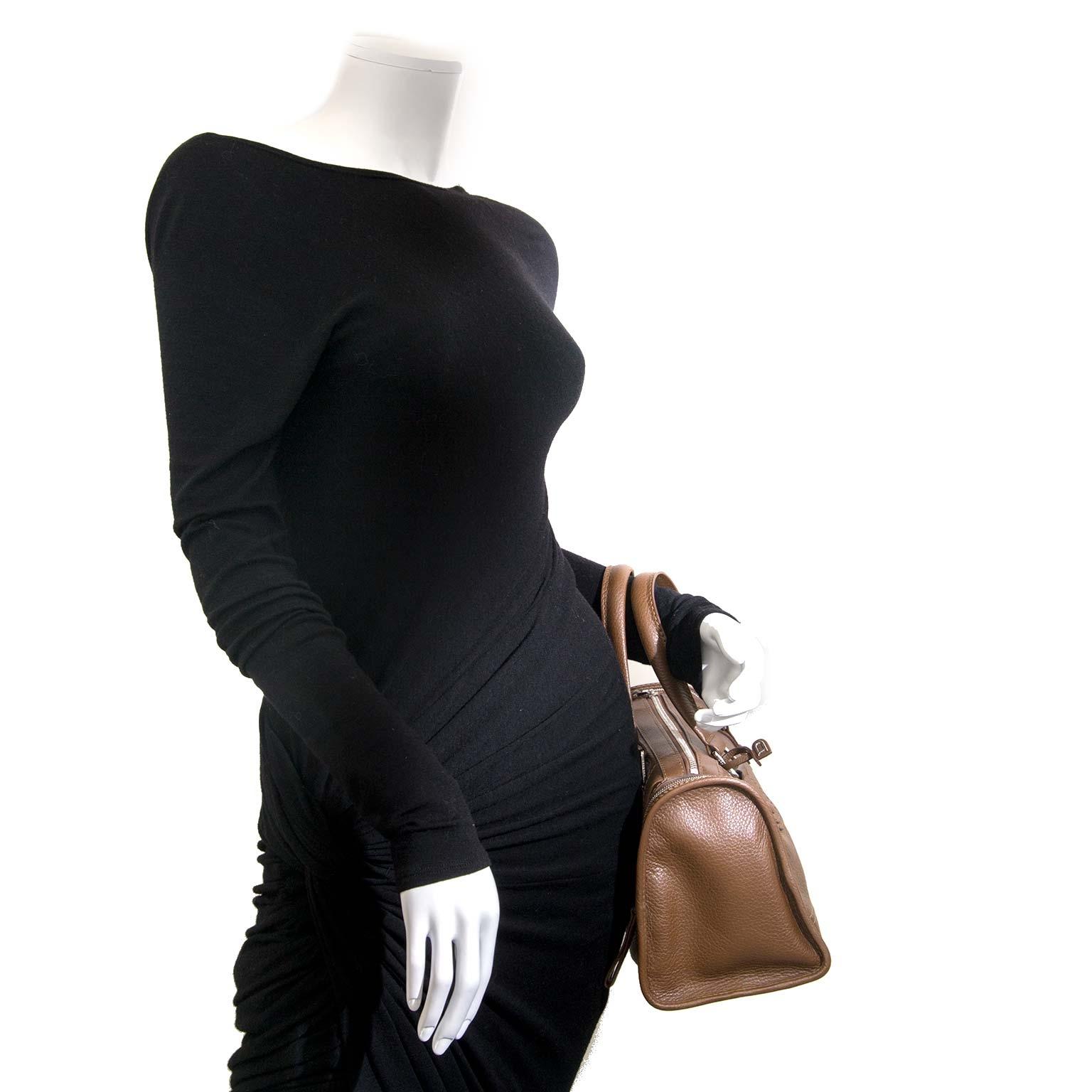 delvaux dimanche galop ganache bag now for sale at labellov vintage fashion webshop belgium