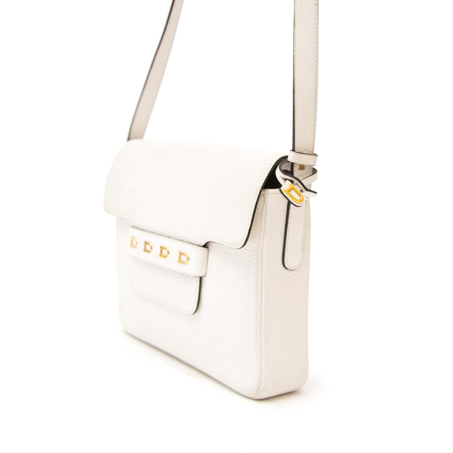 Blanc Delvaux Sac en ligne chez labellov.com pour le meilleur prix.