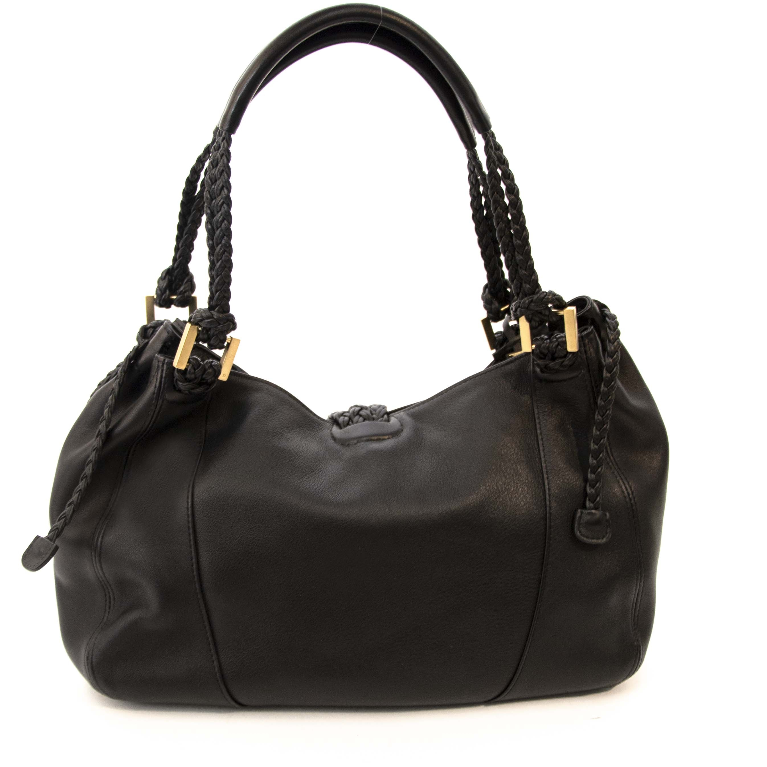 shop safe and secure online at labellov.com Delvaux Black Eugene PM Bag