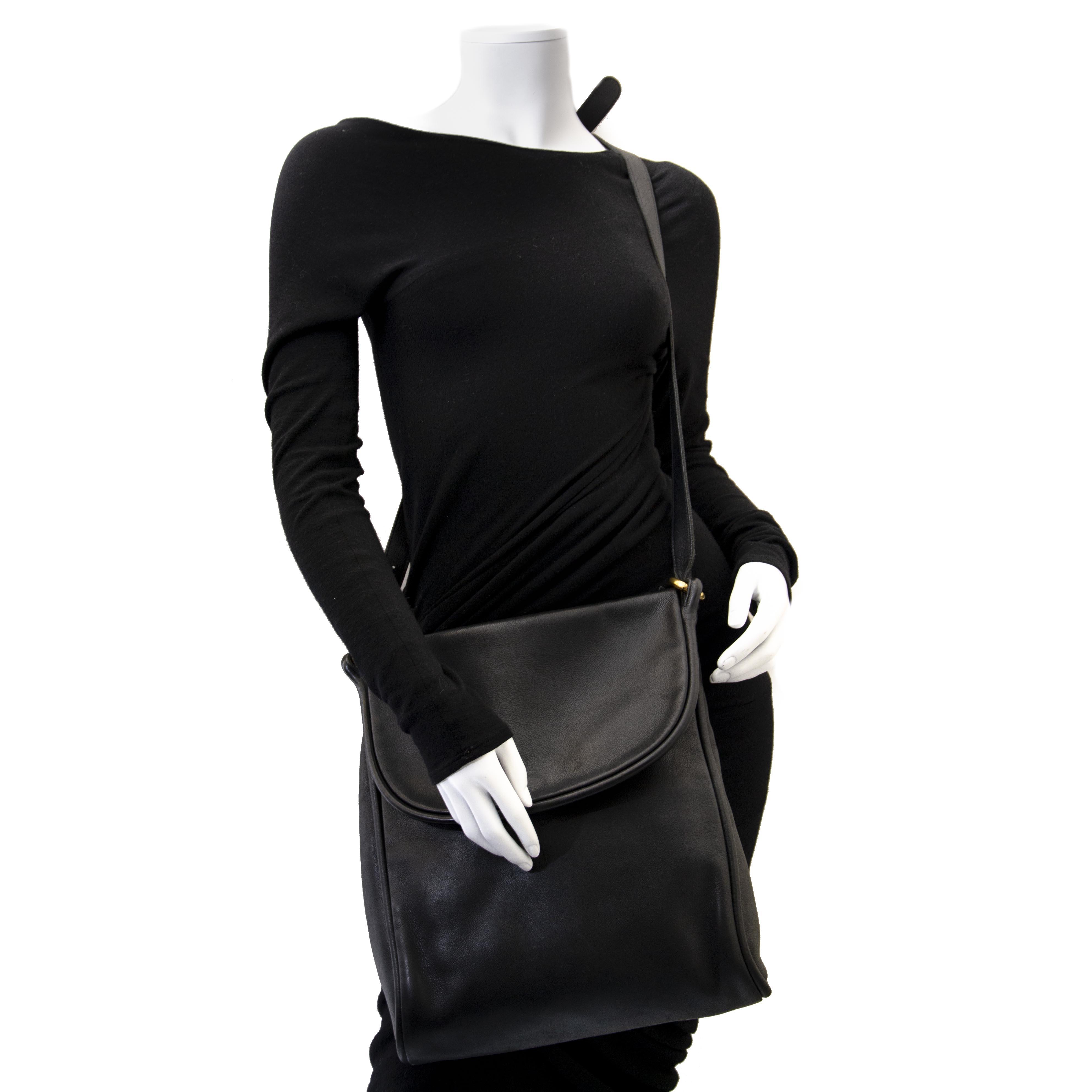 Tweedehands Delvaux handtas bij Labellov Antwerpen. Online webshop met designer handtassen