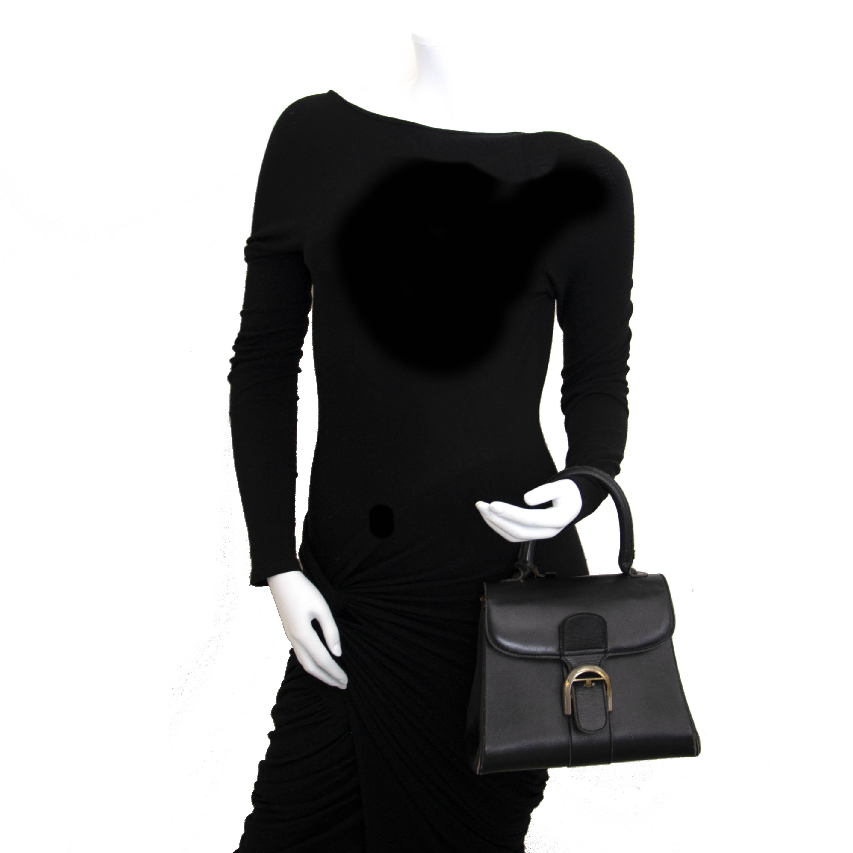 Are you looking for an authentic  Delvaux Black Brillant PM?