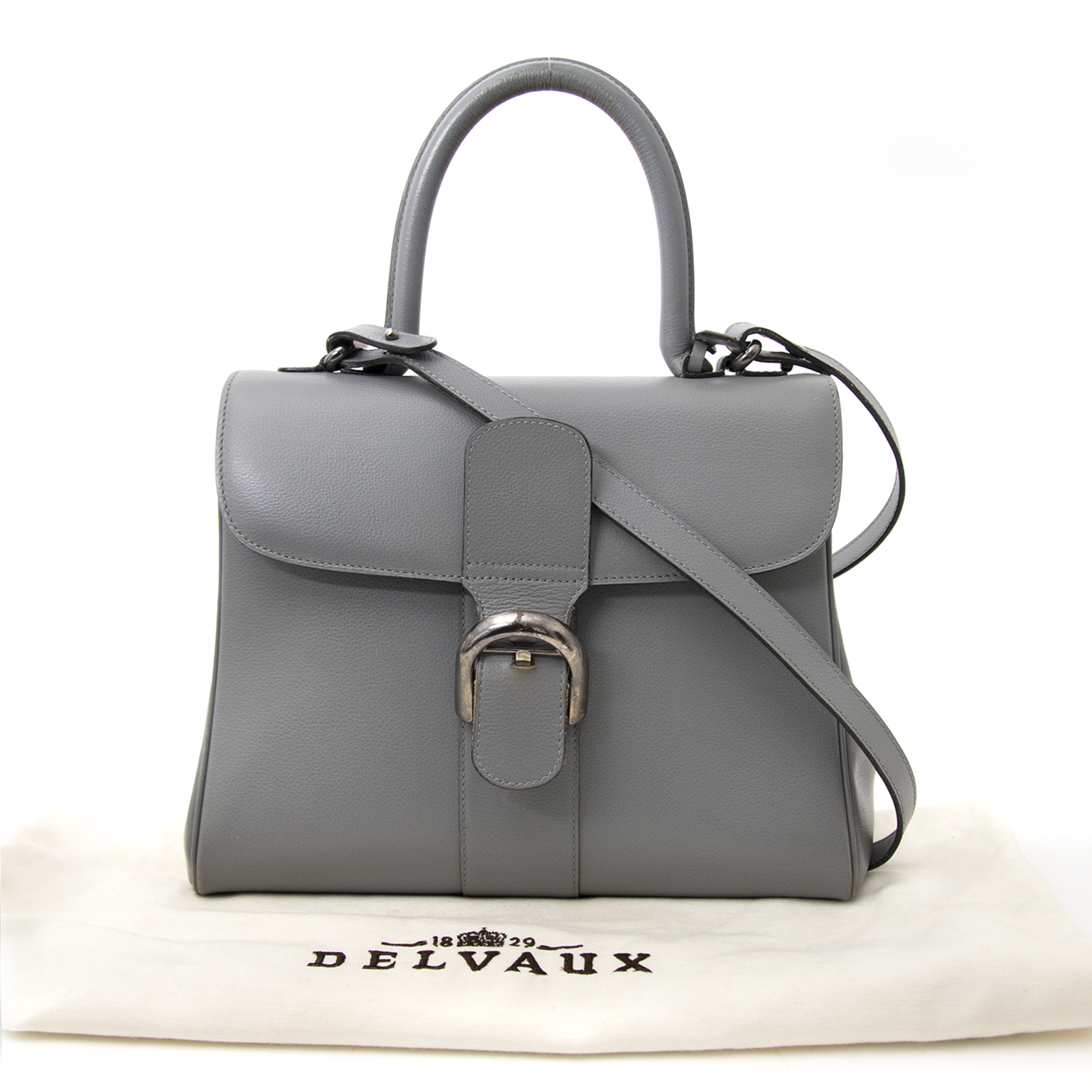 Buy your preloved Delvaux Brillant for the best price available online at Labellov timeless luxury.