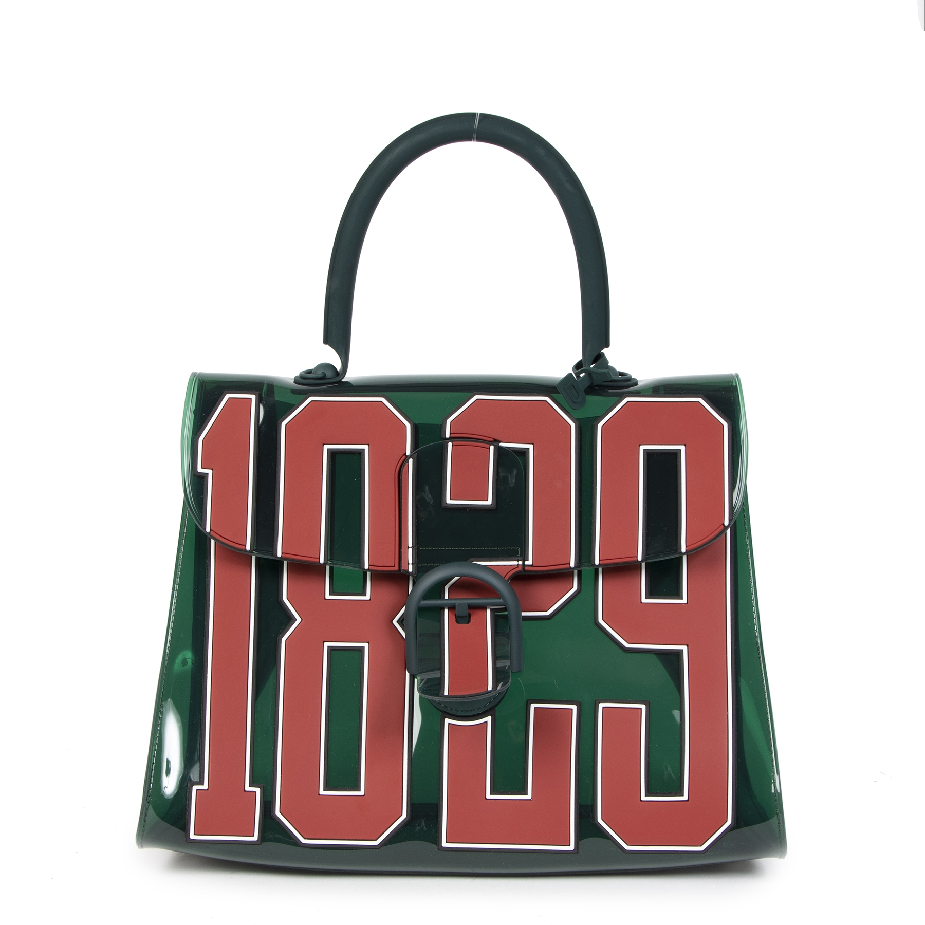 Buy authentic secondhand Delvaux Limited Edition Brillant Vinyl The Hero 1829 at the right price at LabelLOV vintage webshop. Safe and secure online shopping. Koop authentieke tweedehands Delvaux Limited Edition Brillant Vinyl The Hero 1829 met de juiste
