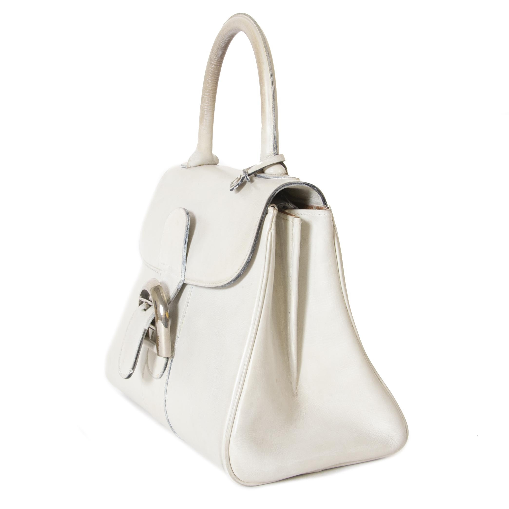 c2937117cb09 ... Delvaux Brillant White PM Bag now for sale at labellov vintage fashion  webshop belgium