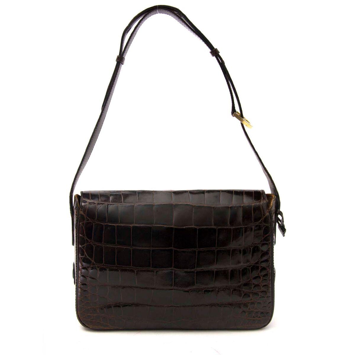 Koop authentieke tweedehands Delvaux tas aan een eerlijke prijs bij LabelLOV. Veilig online shoppen.