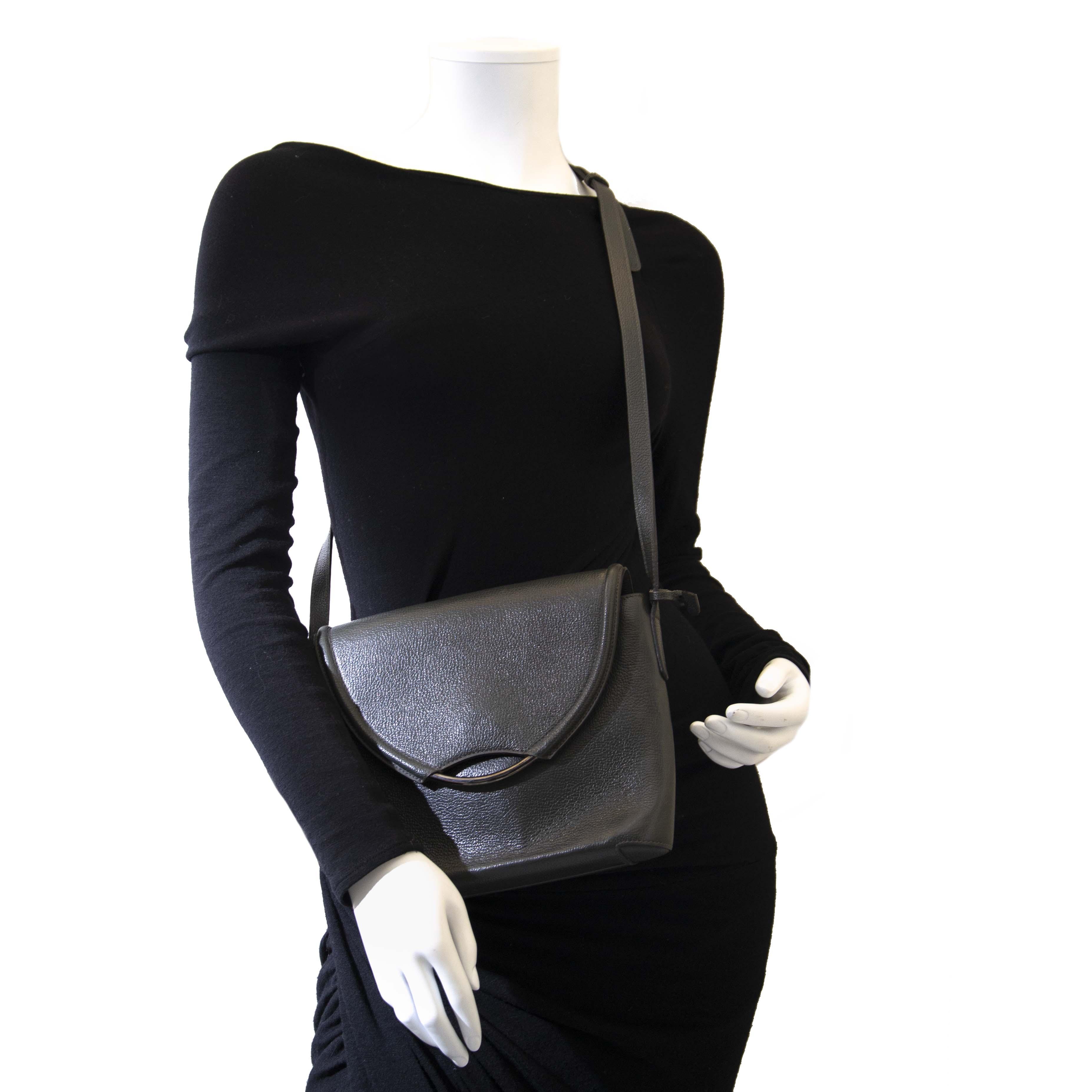 Delvaux Green Eclair Crossbody Bag pour le meilleur prix chez labellov