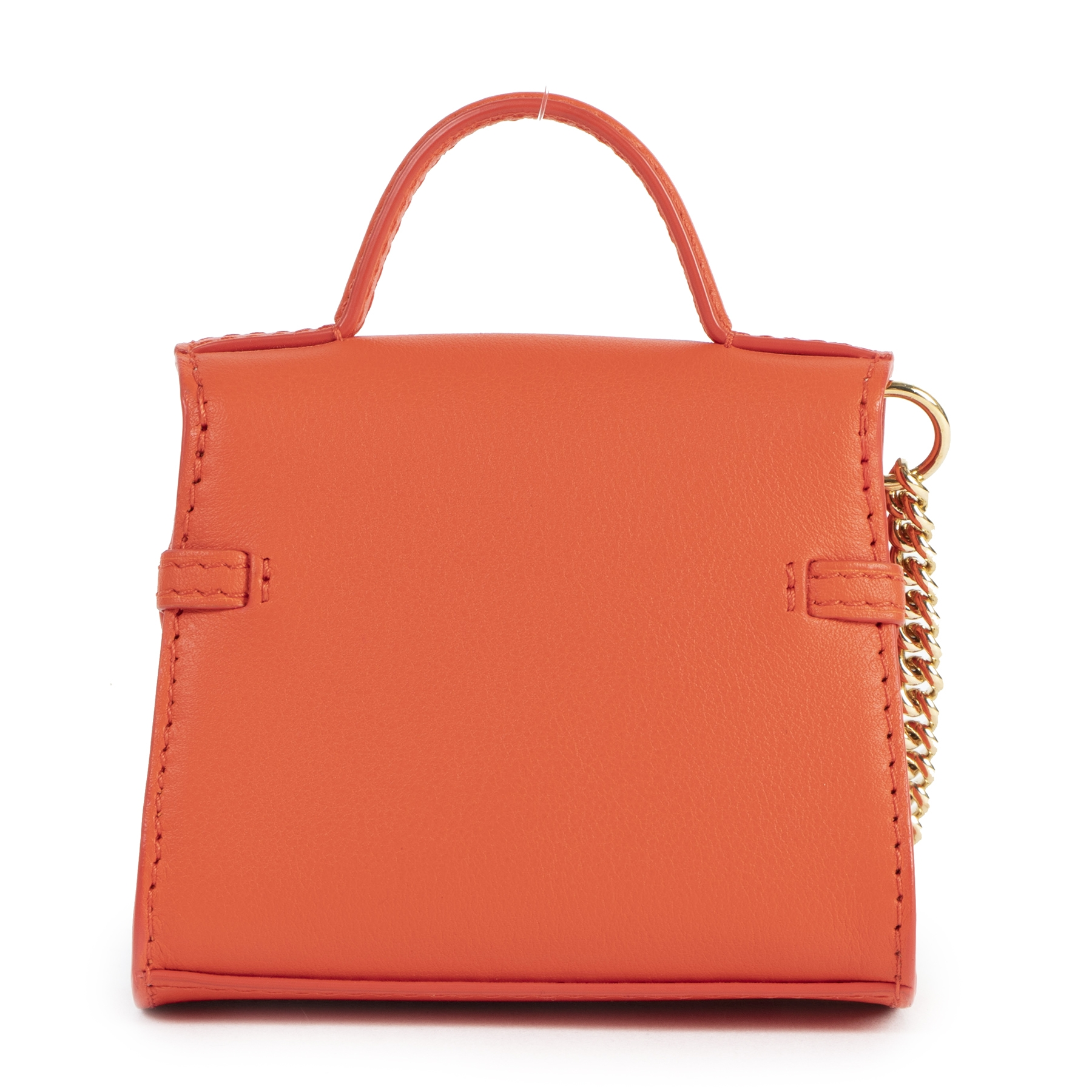 Delvaux Tomato Red Tempete Charm