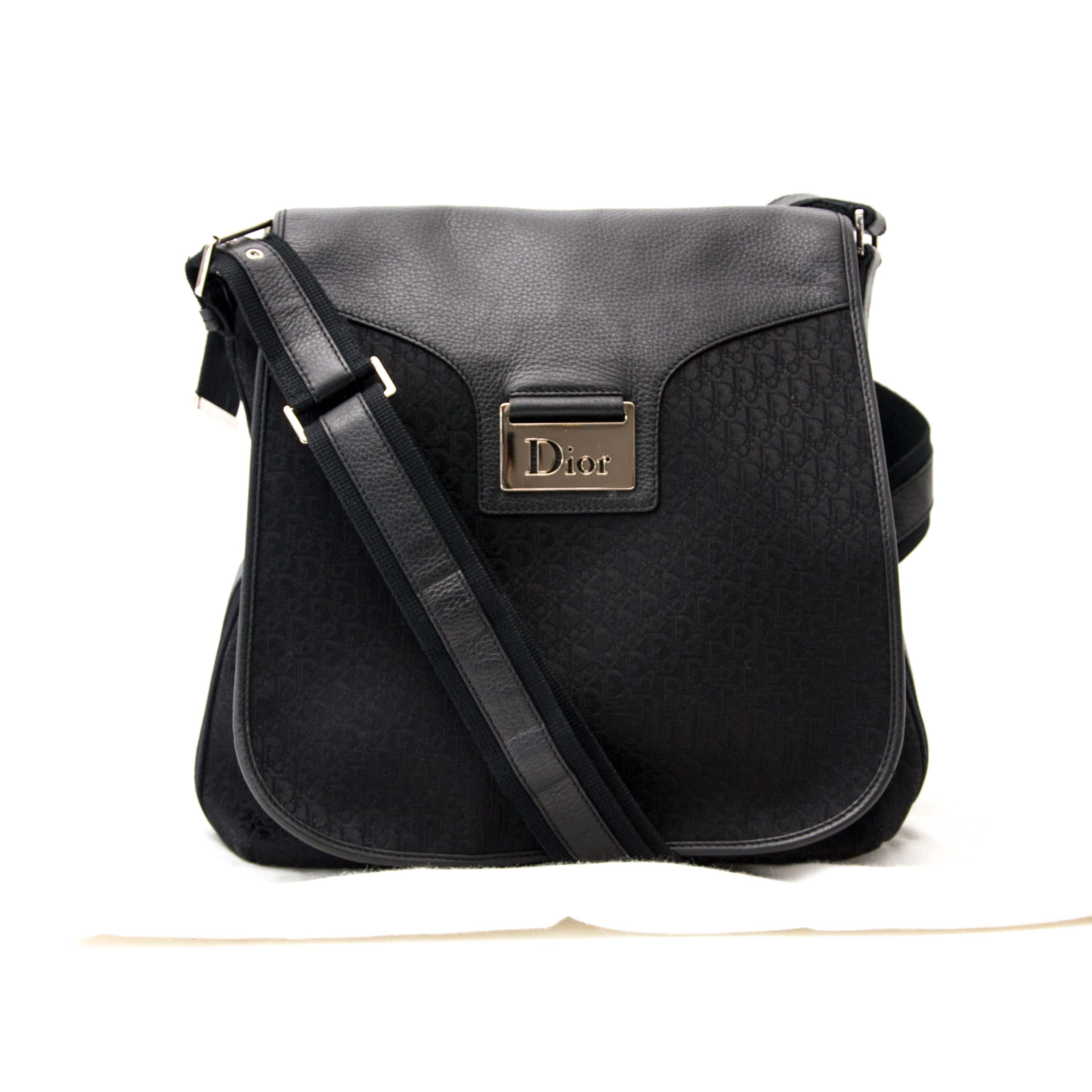 comme neuf sac a main Christian Dior Monogram Messenger Bag