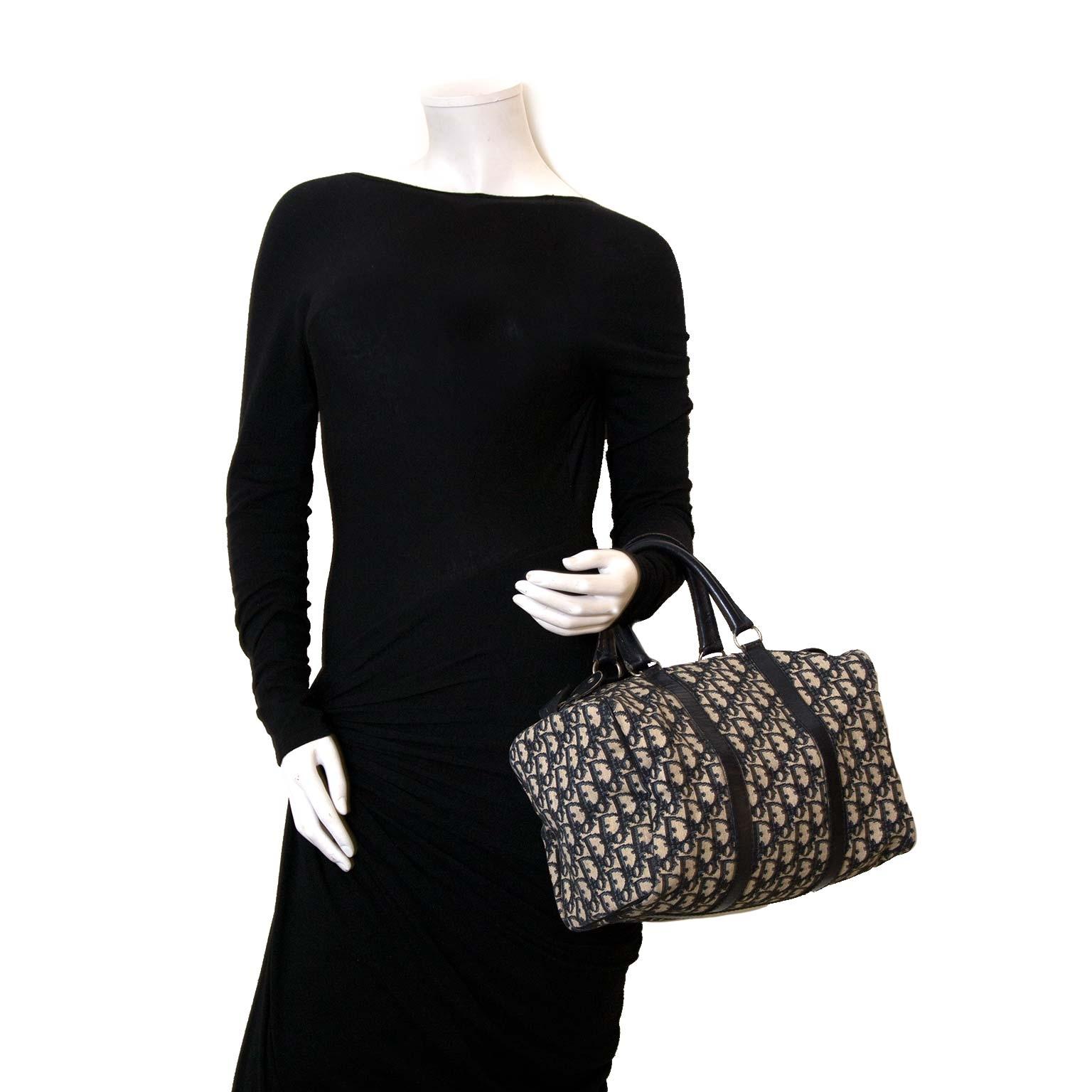 Koop authentieke Dior Boston tas nu online bij Labellov webshop