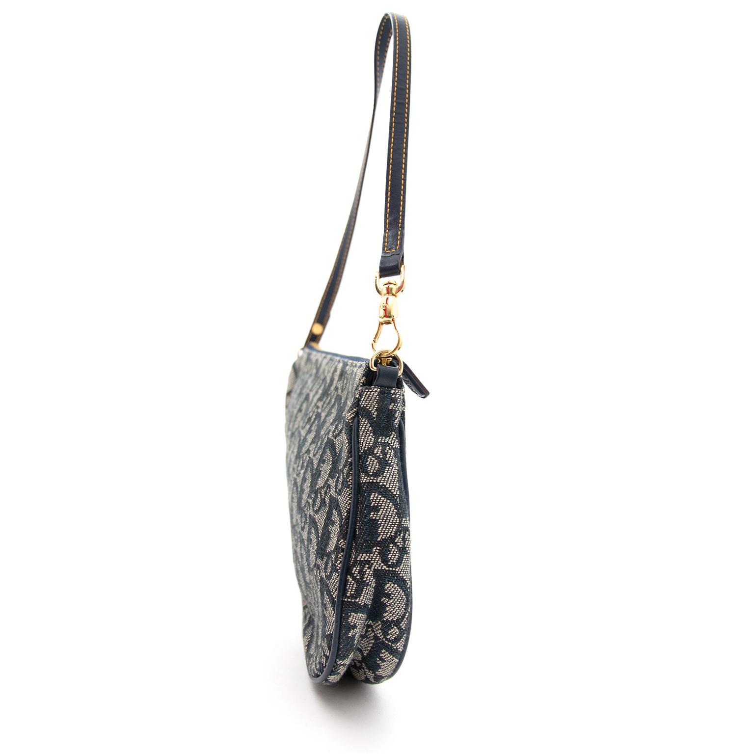 The bag of the moment: Dior Monogram Small Saddle Bag