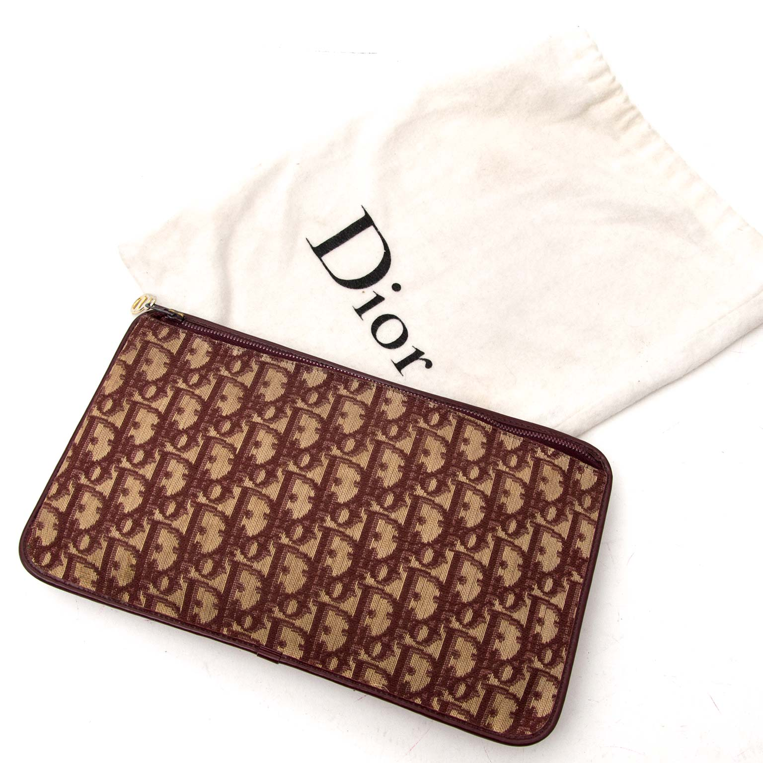 shop safe online your secondhand Christian Dior Monogram Pouch/Clutch