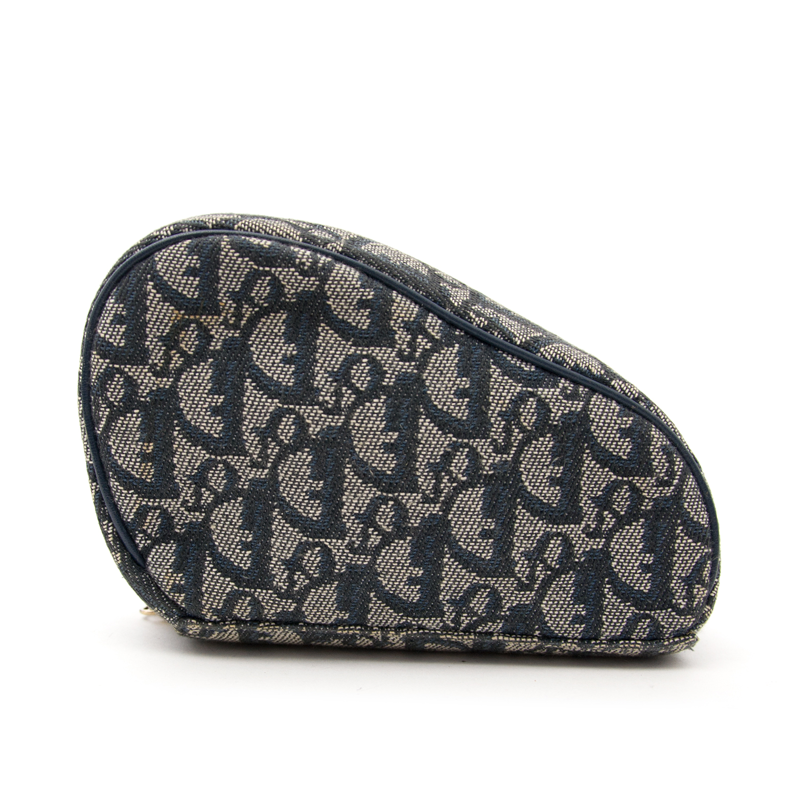We buy and sell your secondhand luxury items and unique finds such as Dior Monogram Make-Up Pochette
