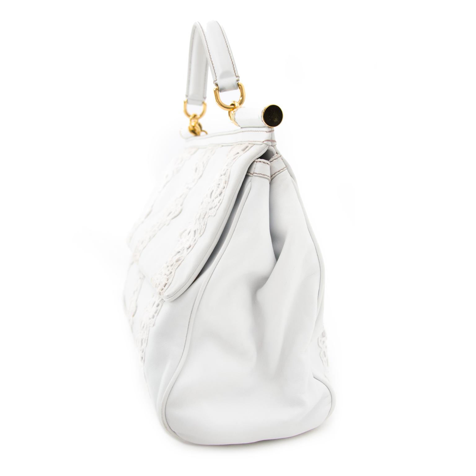 Koop nu een authentieke tweedehands Dolce & Gabbana Sicily tas op www.labellov.com aan de beste prijs in 2017