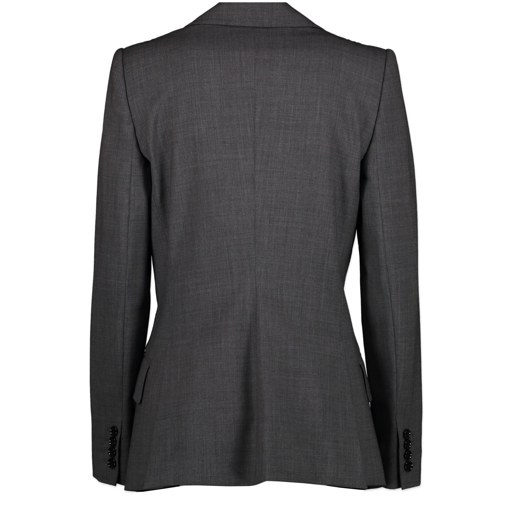 Dolce & Gabbana Grey Blazer - IT Size 40