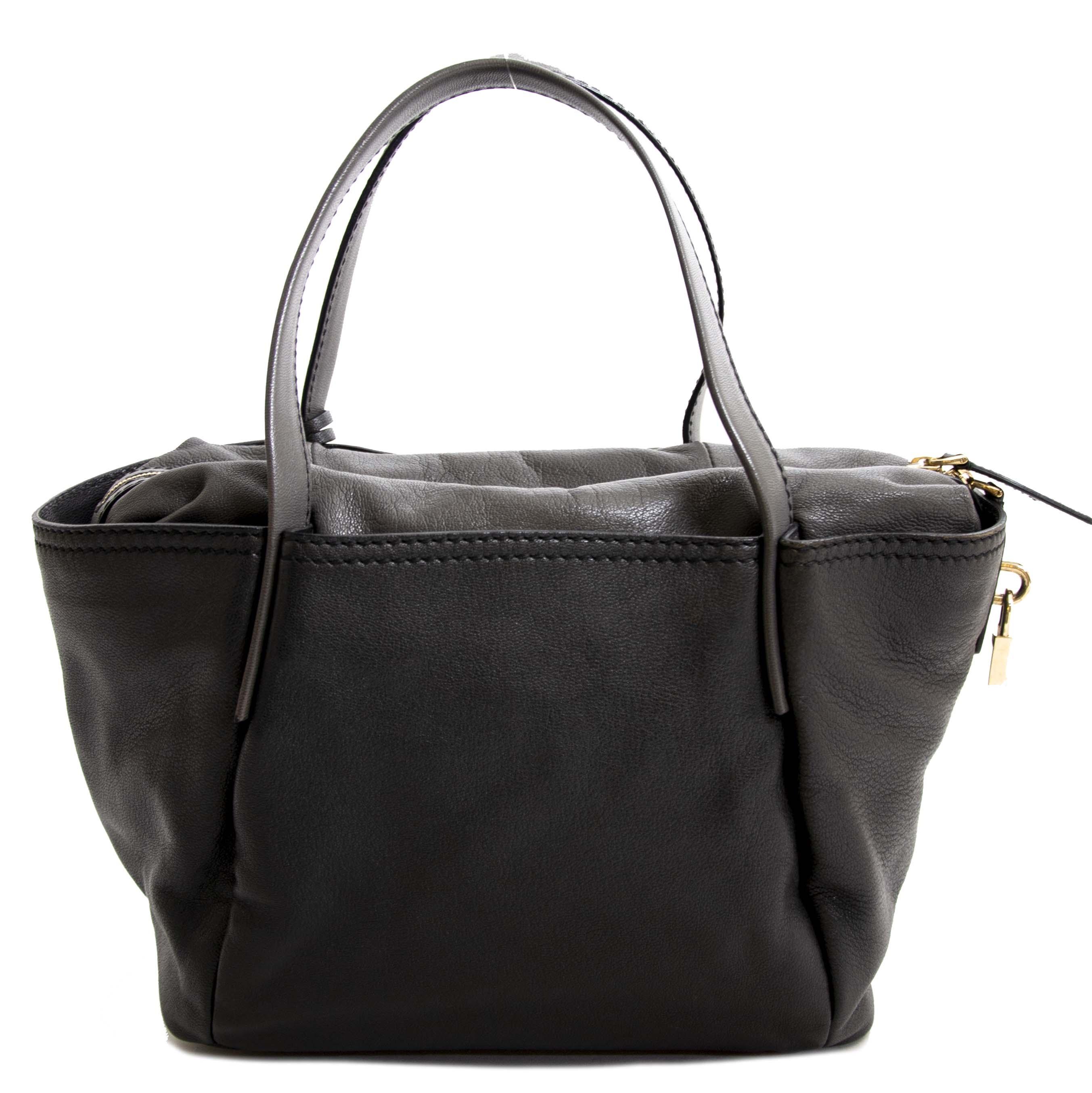 b696f8851151 ... Authentic second hand vintage Dolce   Gabbana Ilenia Bag shop online  webshop LabelLOV