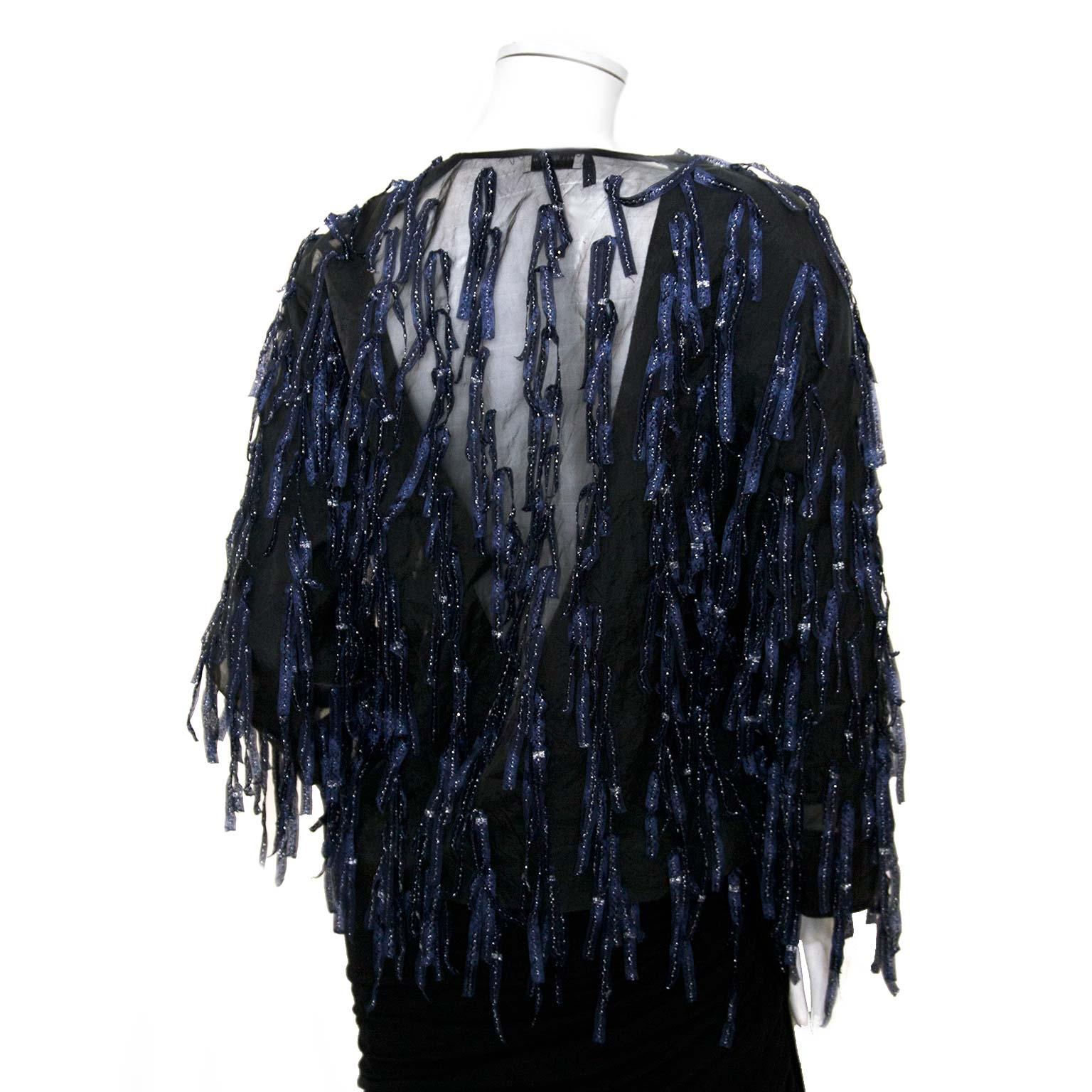 Dries Van Noten jassen online bij Labellov vintage fashion webshop