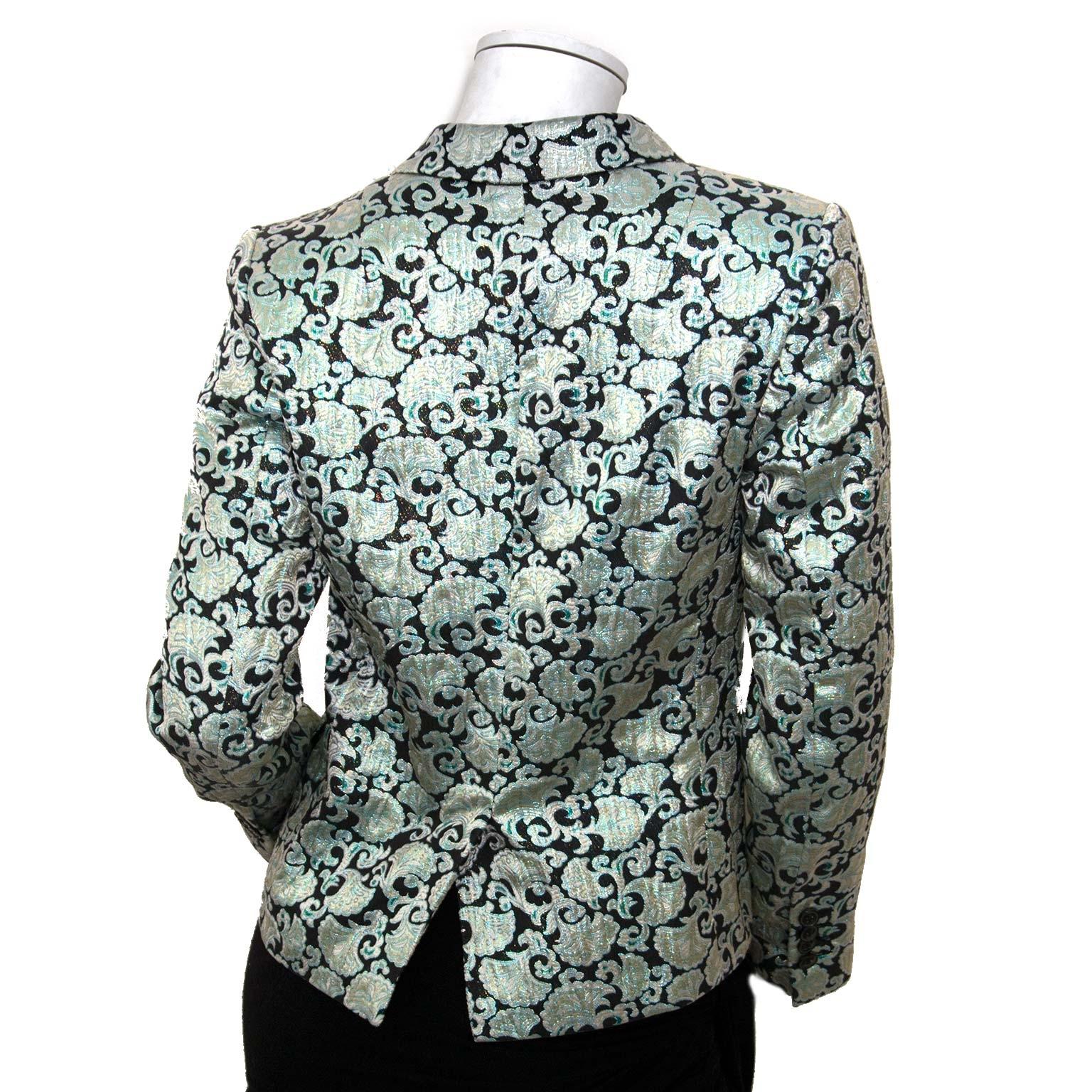 Achète des vestes de Dries Van Noten en ligne à Labellov vintage webshop de mode Belgique
