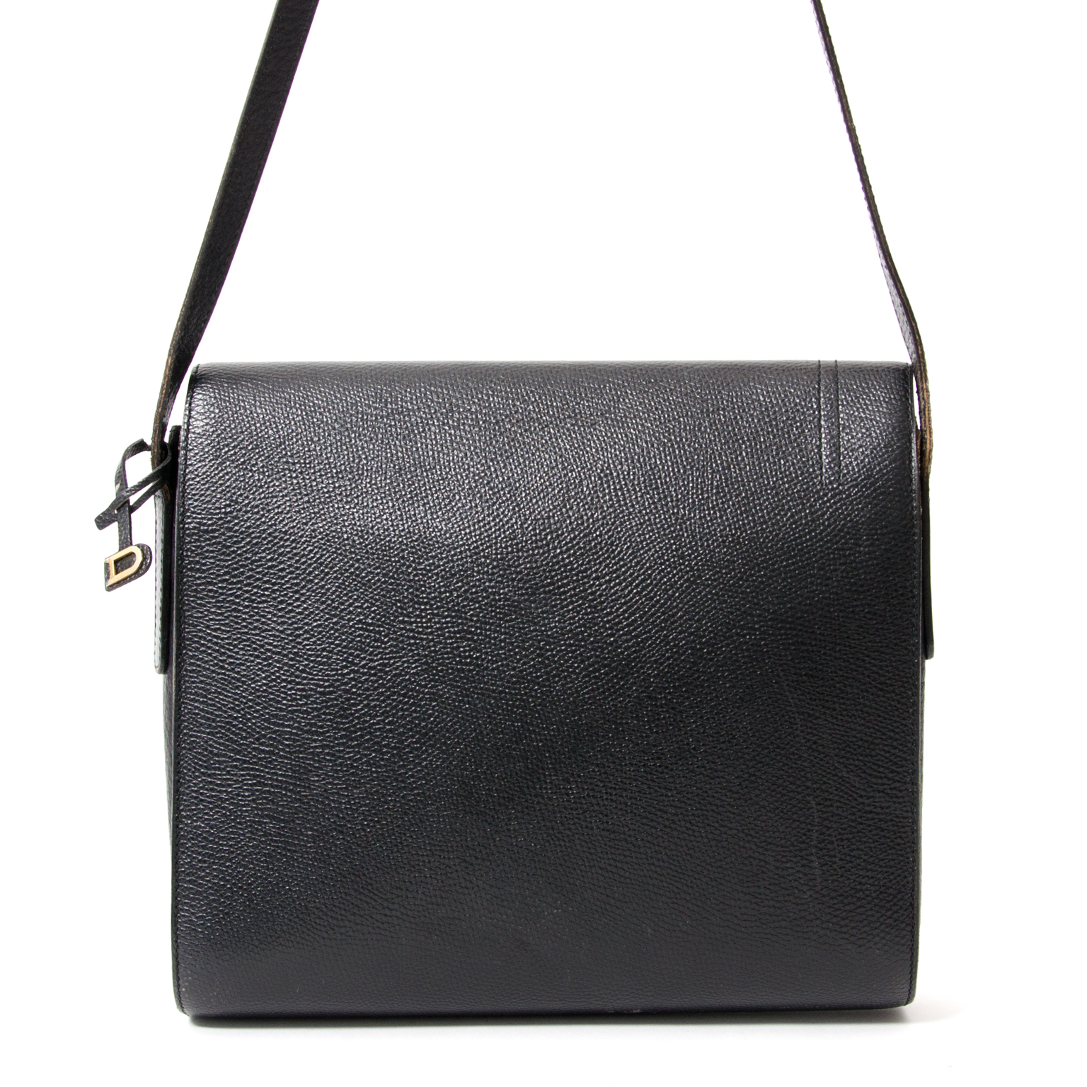 e8628ff6f49e ... authentieke zwart leren handtas Looking for an authentic black leather shoulder  bag from Delvaux? Labellov offers a wide variety
