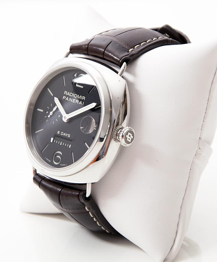 Panerai Limited Edition 'Radiomir 8 Days' PAM 268 Mens Watch authentic safe online shopping webshop Antwerp Belgium LabelLOV fashion style high end luxury labels brands designer