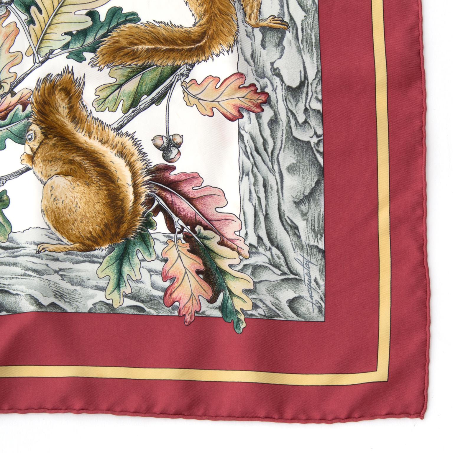 acheter en ligne seconde main carré silk pour le meilleur prix 100%