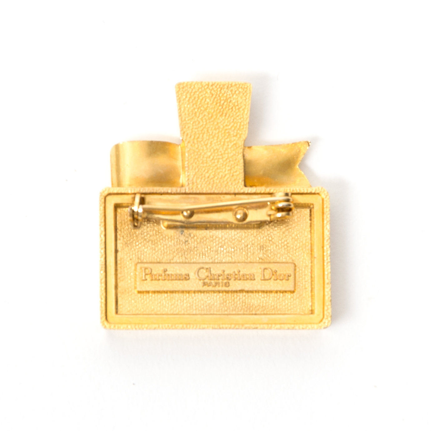 Authentic Miss Dior brooch safe and secure online shopping LabelLOV veilig vintage shoppen webshop