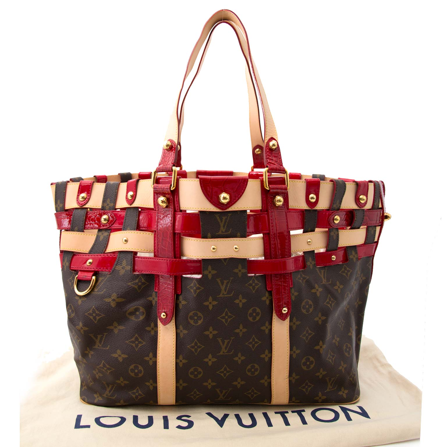24ab23b5a49a ... Buy your authentic Louis Vuitton Rubis Salina GM for the best price  online