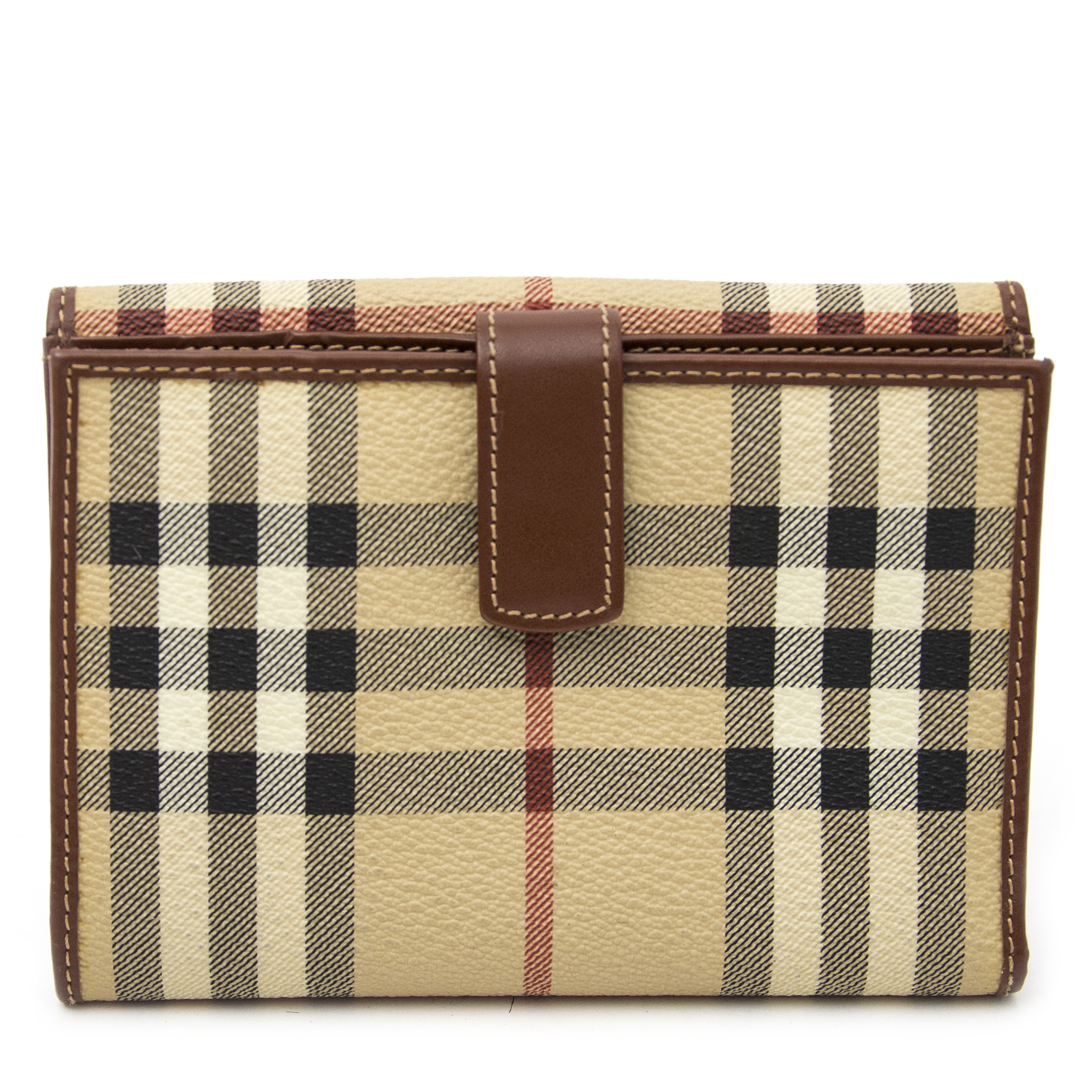 Vintage Burberry Nova Check monogram wallet for the best price at Labellov webshop. Safe and secure online shopping with 100% authenticity. Vintage Burberry Nova Check monogramme porte monnaie pour le meilleur prix.